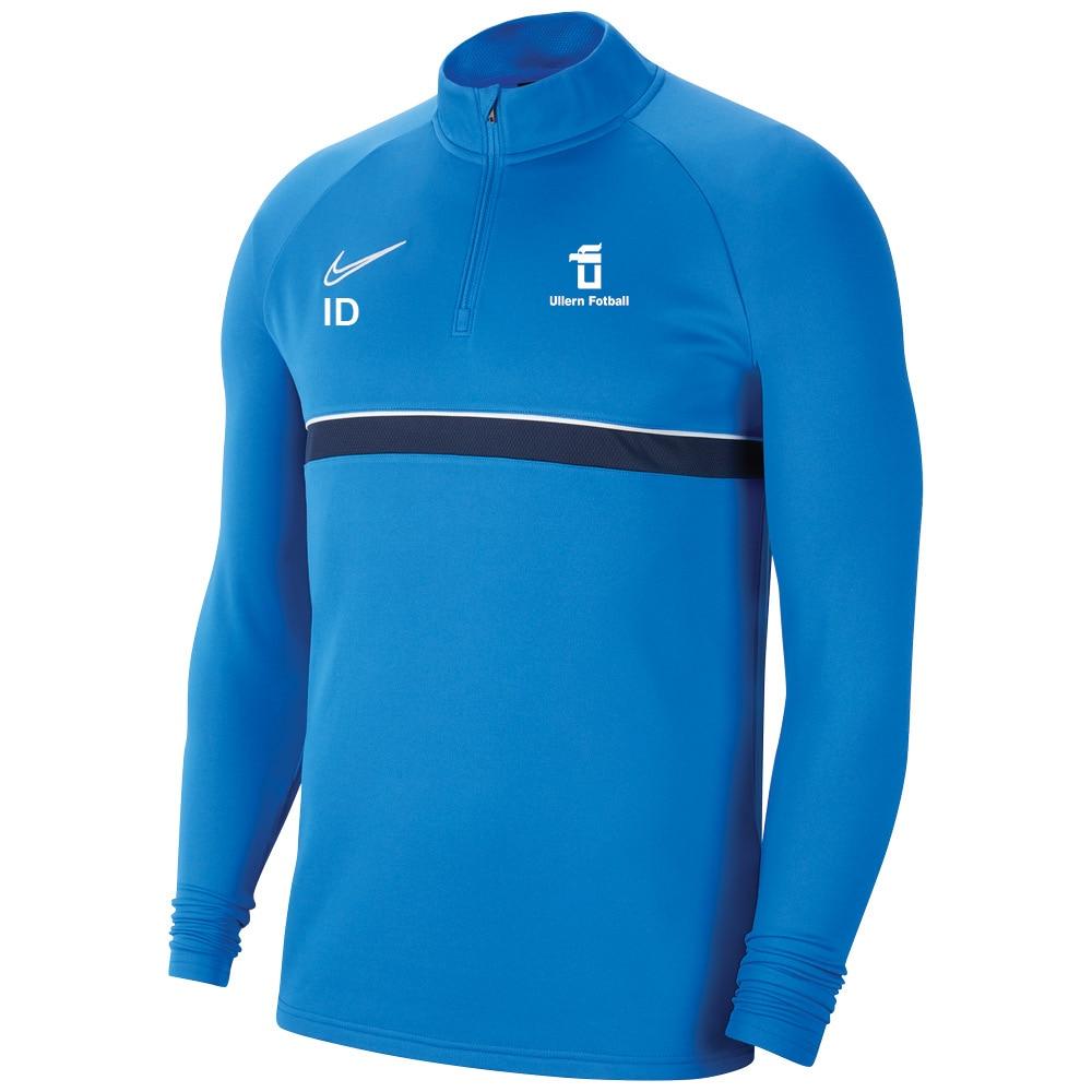 Nike Ullern Fotball Treningsgenser Barn Blå