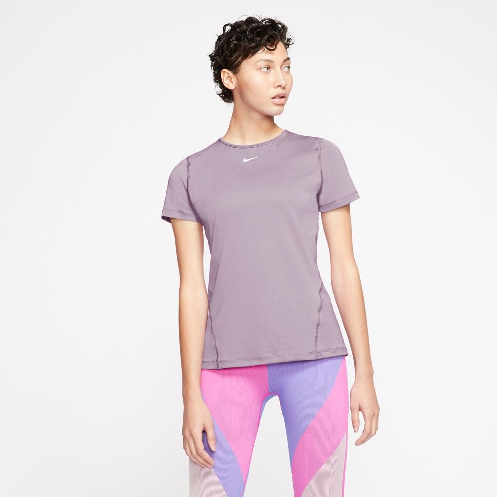Nike Pro 365 Treningstrøye Dame Lilla