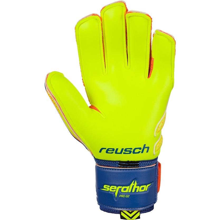 Reusch Serathor Pro G2 Keeperhansker Hvit/Multi