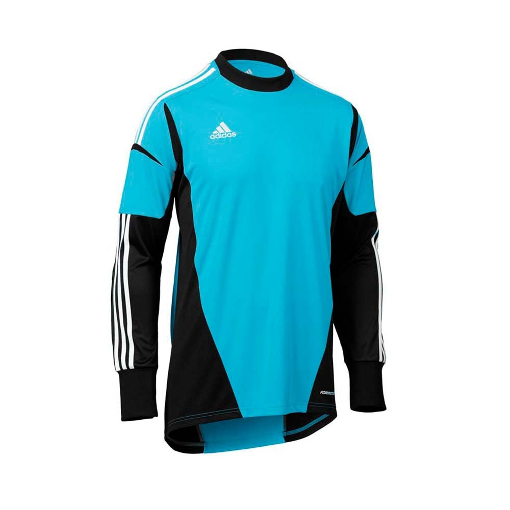 Adidas Condivo12 Keepertrøye Junior Fotball Blå