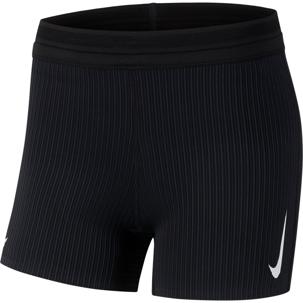 Nike Aeroswift Tights Shorts Dame Sort