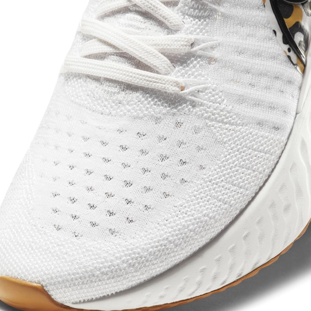 Nike React Infinity Run Flyknit 2 Joggesko Dame Hvit/Safari