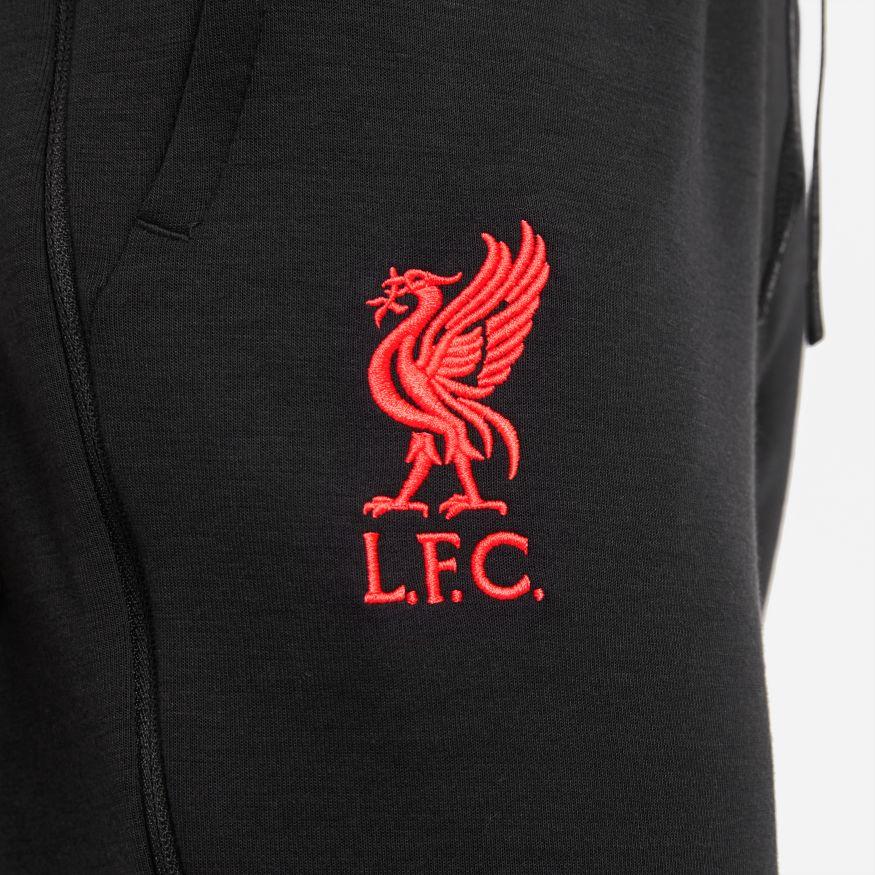 Nike Liverpool FC Knit Fotballbukse 20/21 Dame Sort