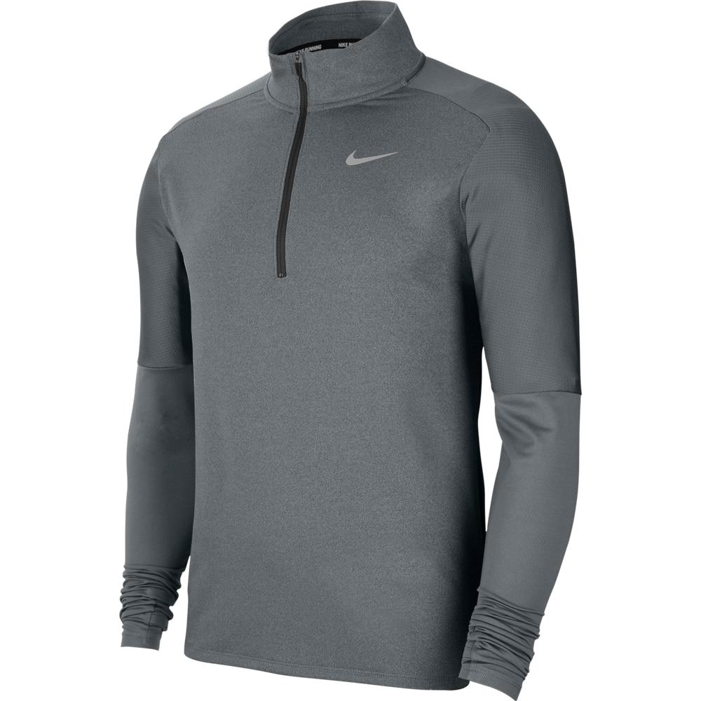 Nike Element Half-Zip Løpetrøye Herre Grå