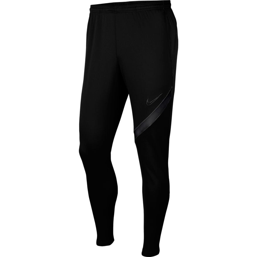 Nike Academy Pro Knit Fotballbukse Barn Sort