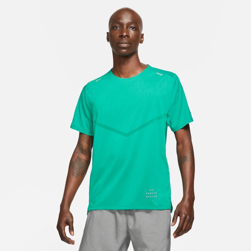 Nike Run Division Rise 365 Treningstrøye Grønn
