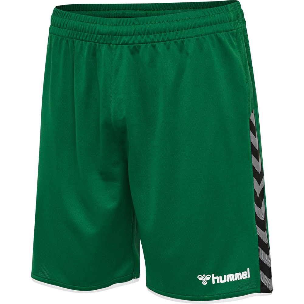 Hummel Authentic Poly Shorts Barn Grønn