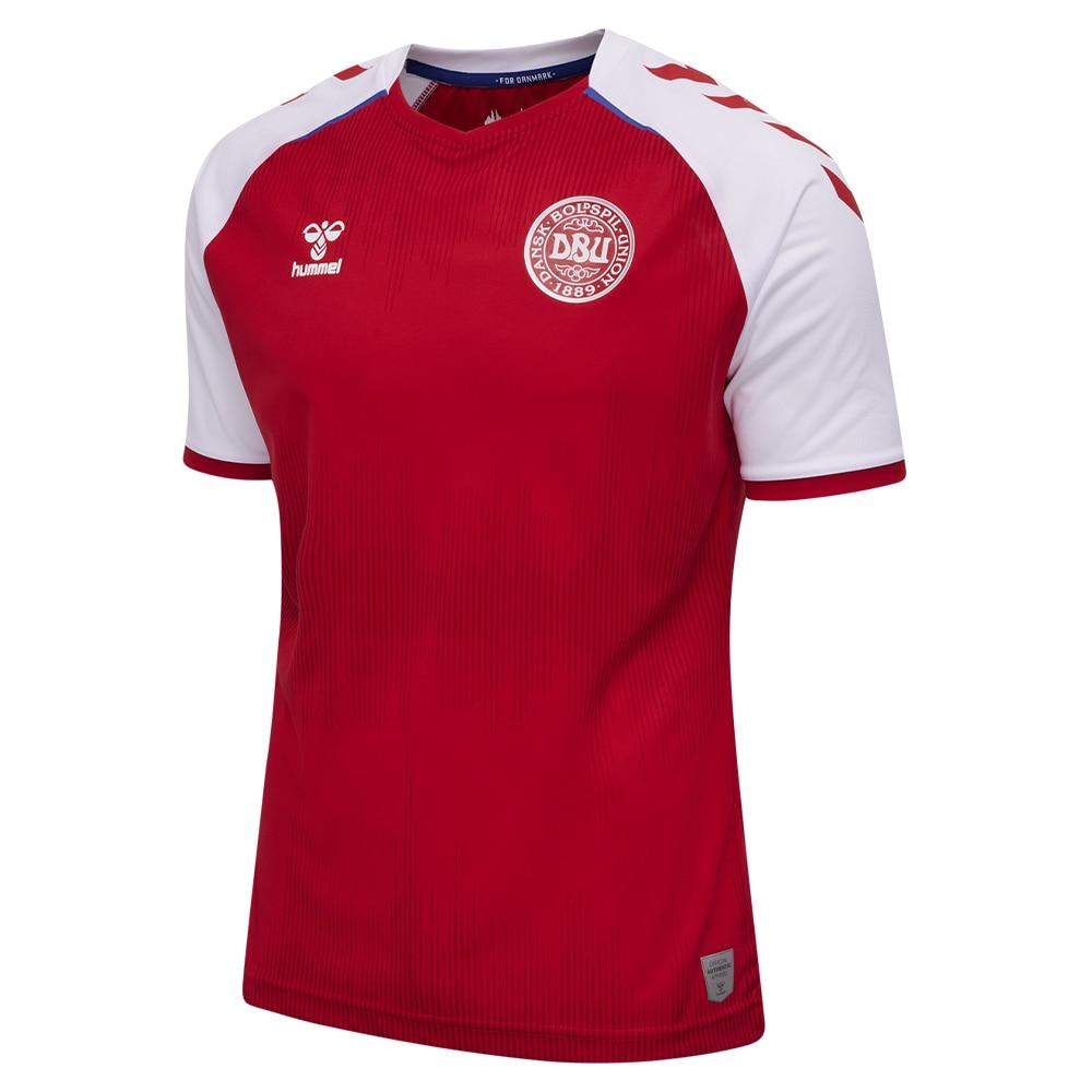Hummel Danmark Fotballdrakt EM 2021 Hjemme