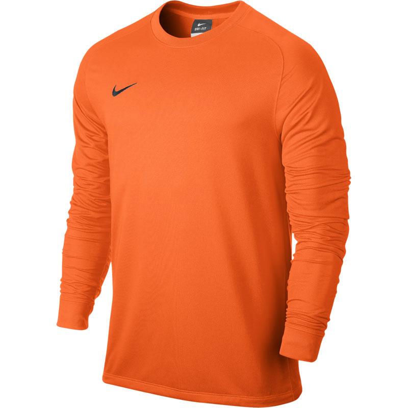 Nike Park Goalie II Langermet Keeperdrakt Oransje