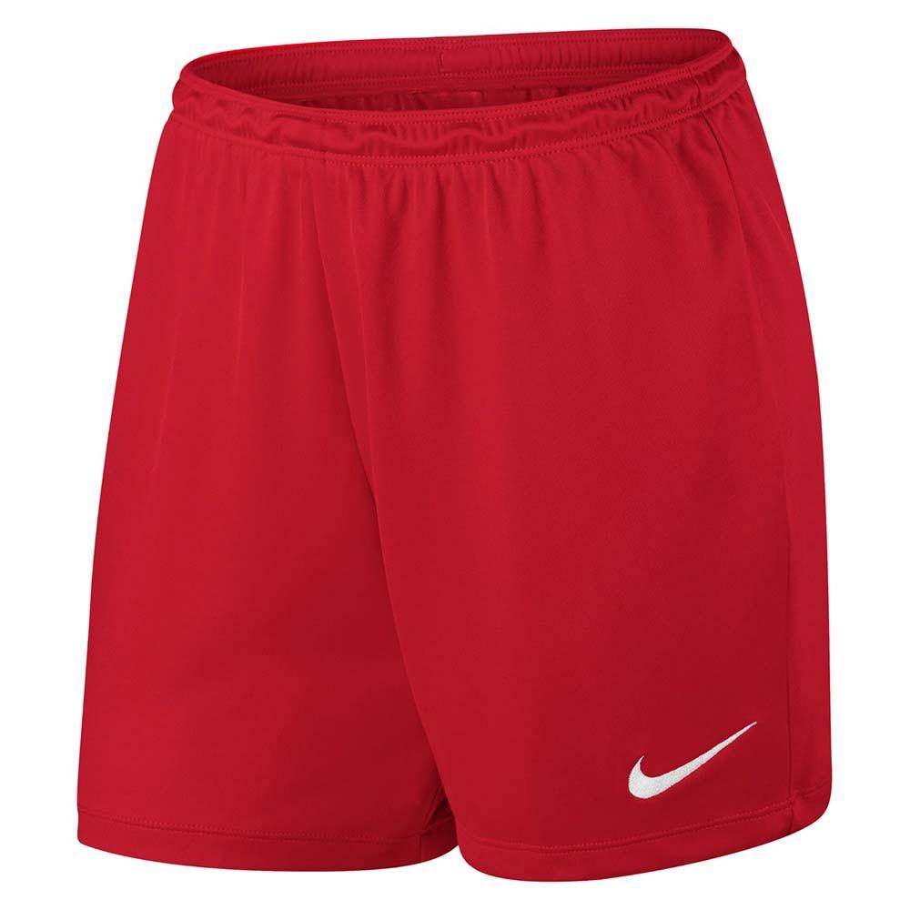 Nike Park II Knit Spillershorts Dame Rød