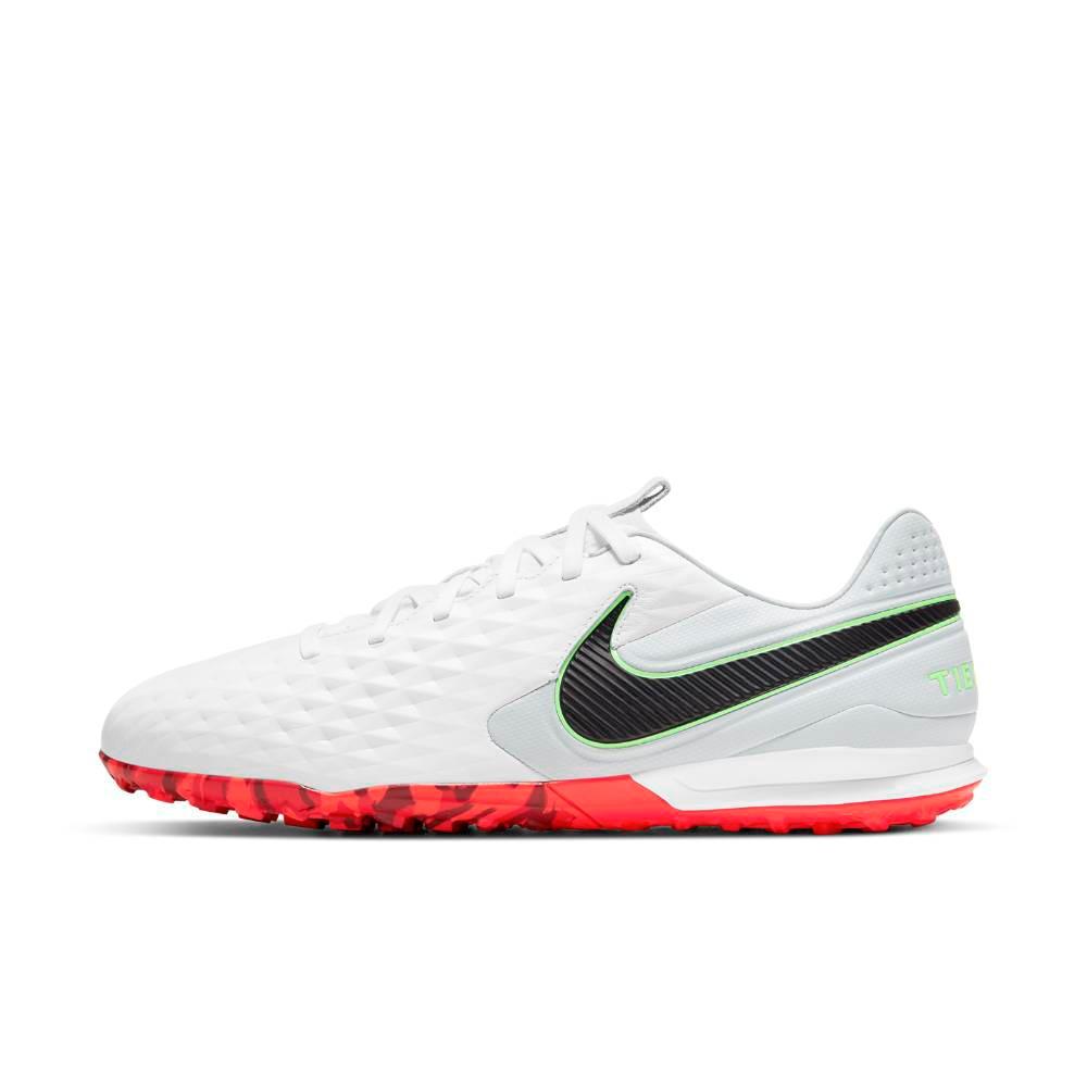 Nike TiempoX Legend 8 Pro TF Fotballsko Hvit