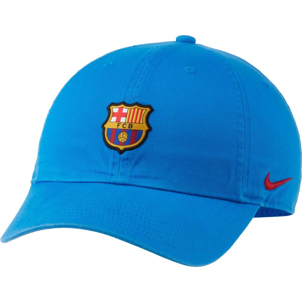 Nike FC Barcelona H86 Caps 21/22 Blå