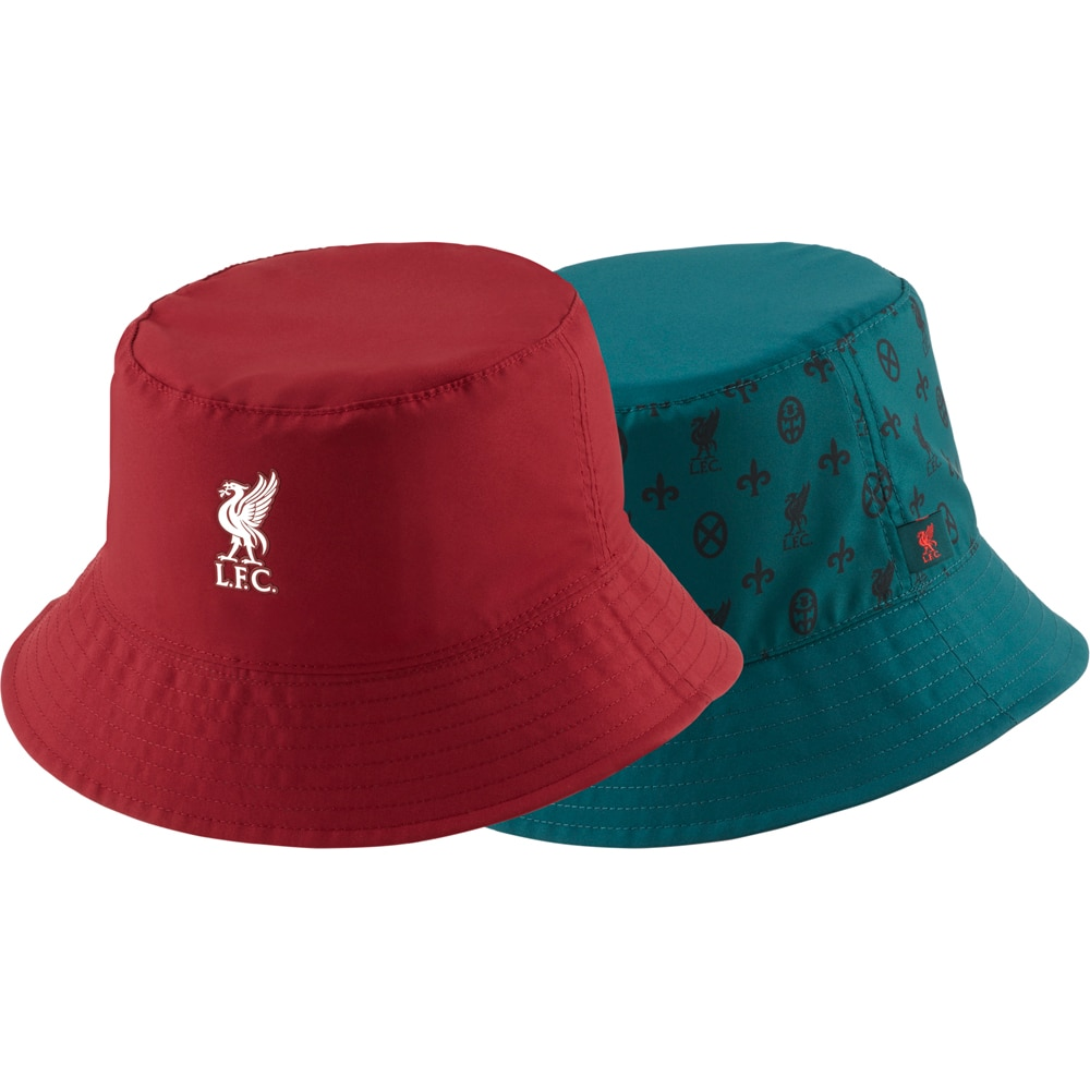 Nike Liverpool FC Bucket Hat Rød/Turkis