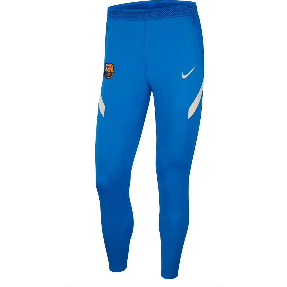 Nike FC Barcelona Treningsbukse 21/22 Blå