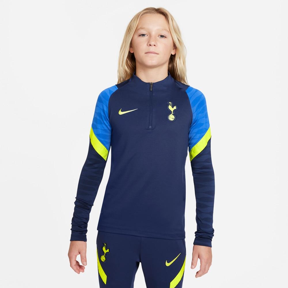 Nike Tottenham Treningsgenser 21/22 Barn Marine