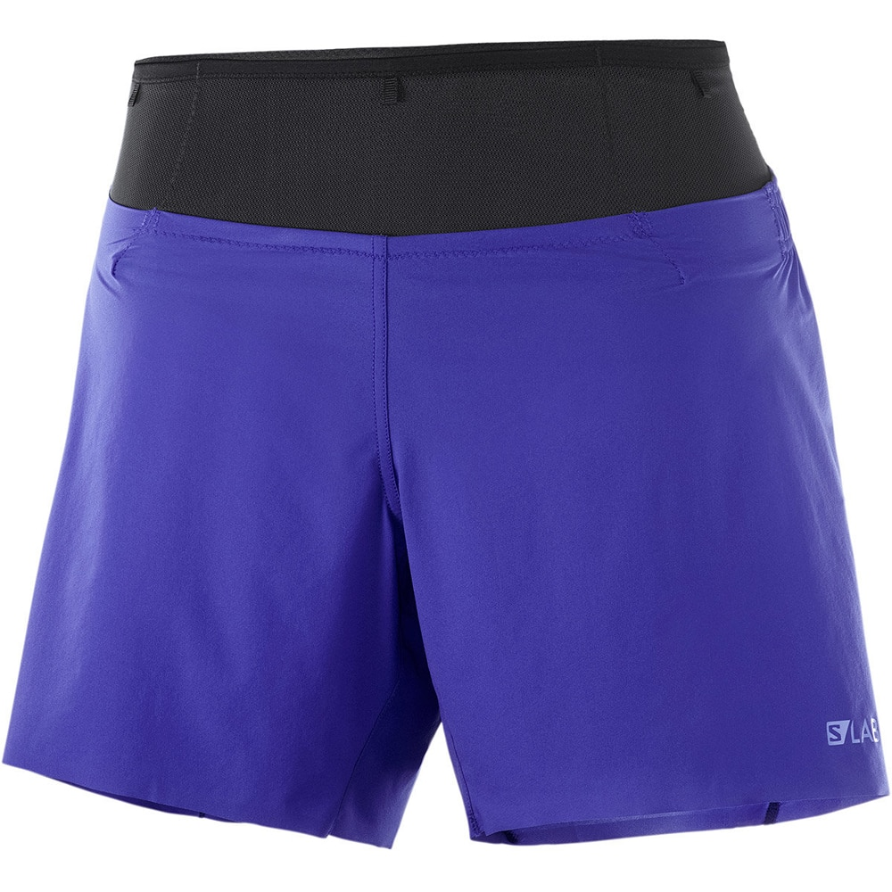 Salomon S/Lab Sens Shorts Dame Blå