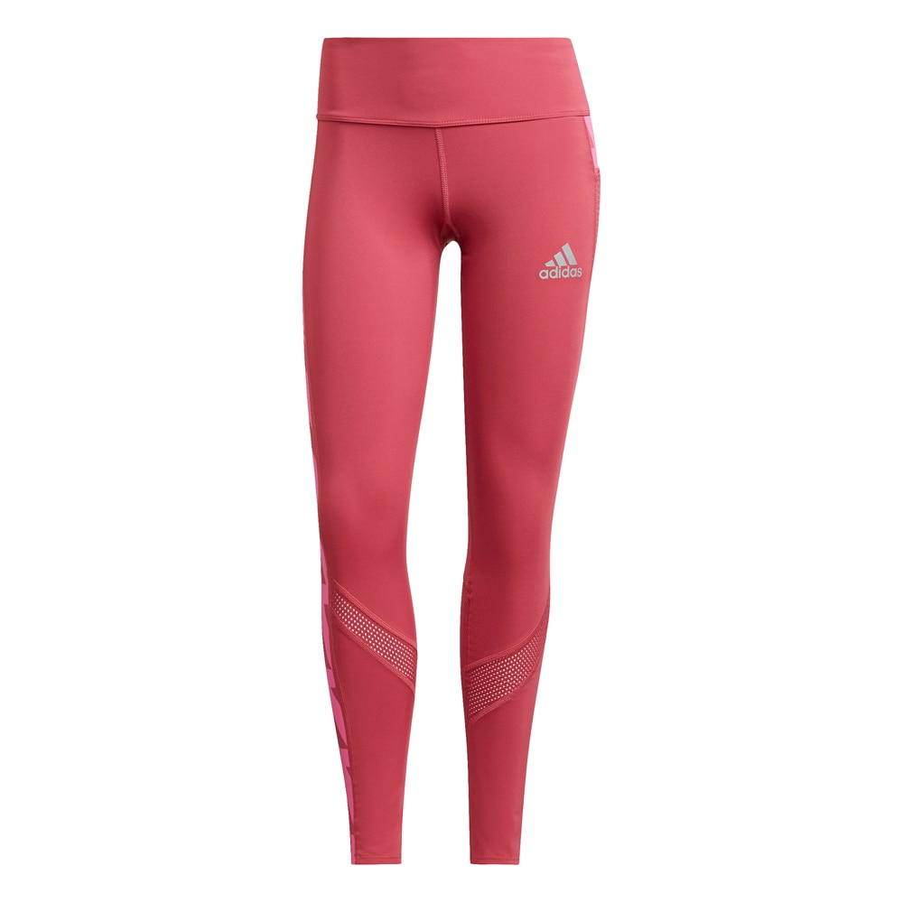 adidas Own The Run Celebration Løpetights Dame Rosa
