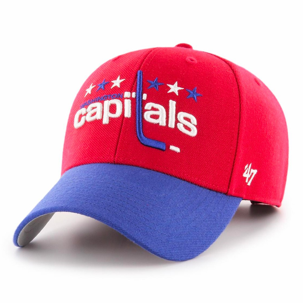 47 NHL Vintage MVP Cap Washington Capitals