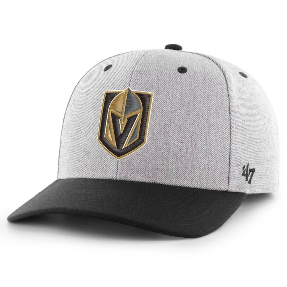 47 NHL Storm Cloud Snapback Cap Vegas Golden Knights