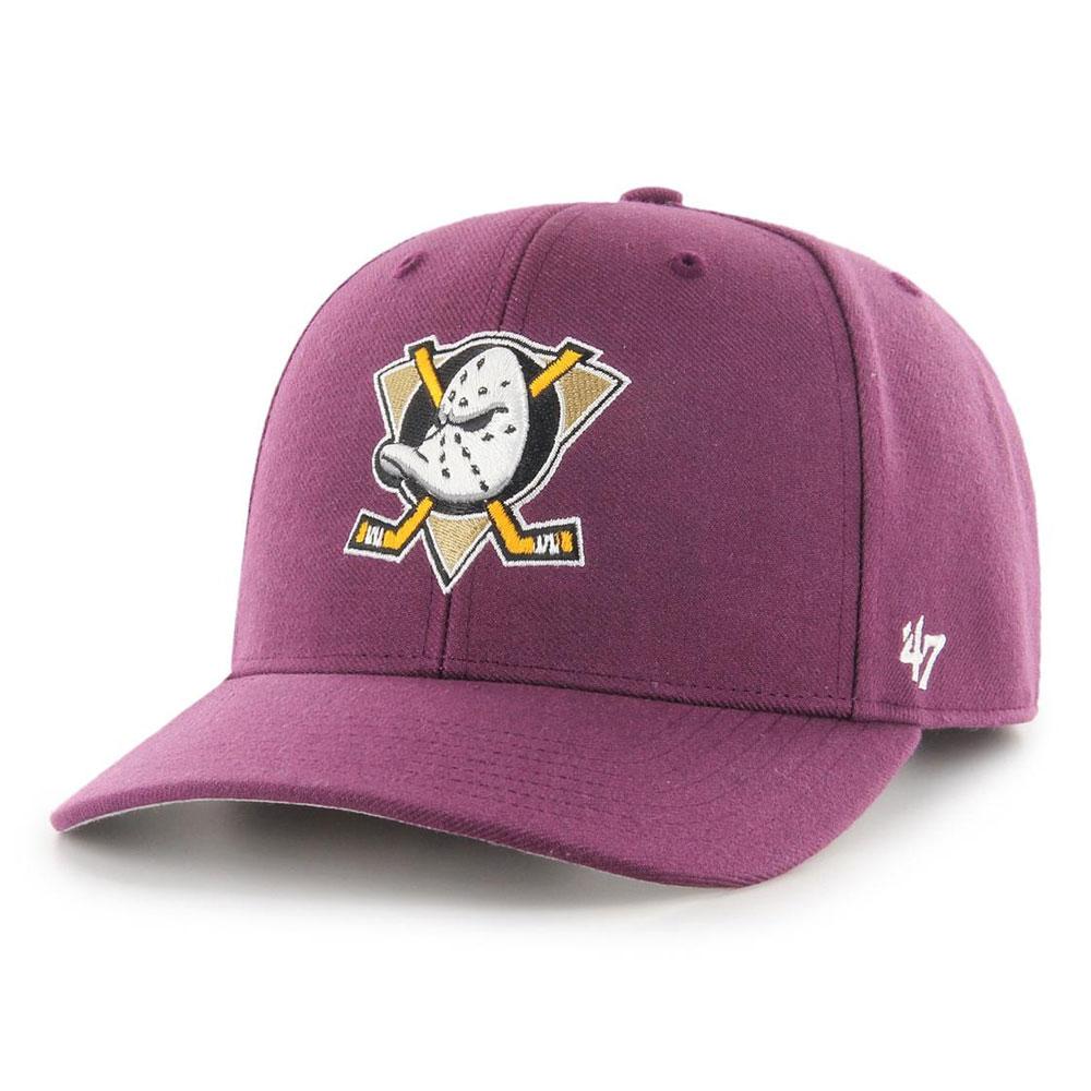 47 NHL Cold Zone Snapback Cap Anaheim Ducks