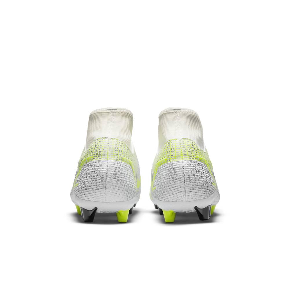 Nike Mercurial Superfly 8 Academy AG-Pro Fotballsko Silver Safari