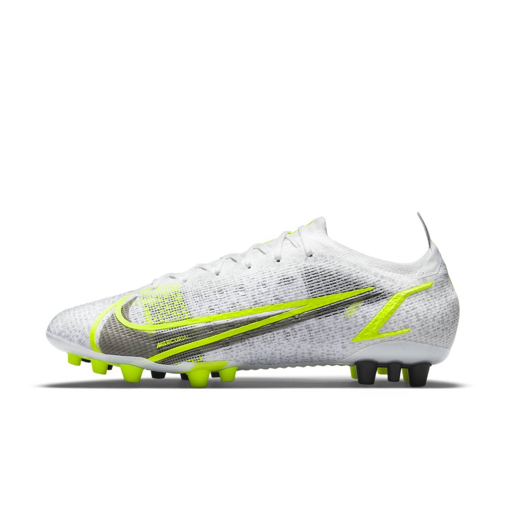 Nike Mercurial Vapor 14 Elite AG Fotballsko Silver Safari