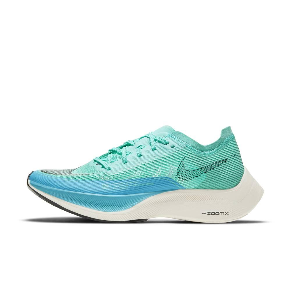Nike ZoomX Vaporfly Next% 2 Joggesko Dame Turkis