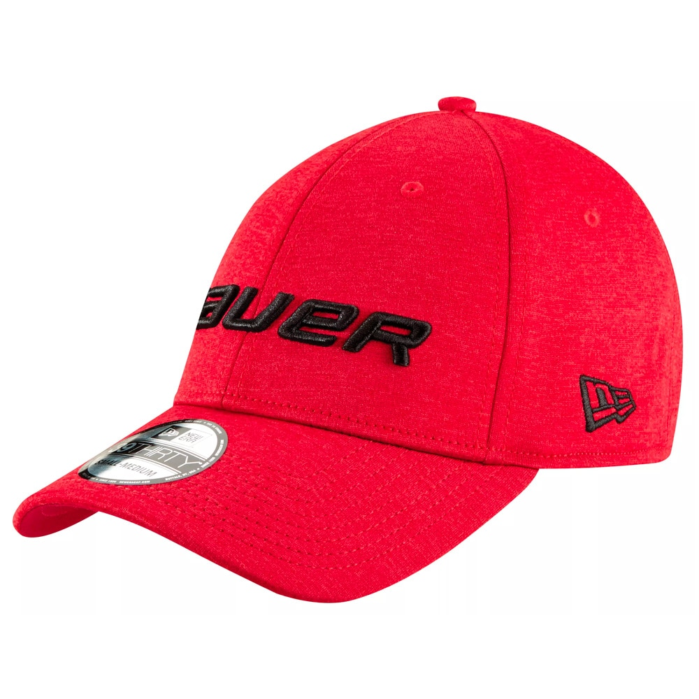 Bauer Jar Hockey New Era 3930 Cap Rød