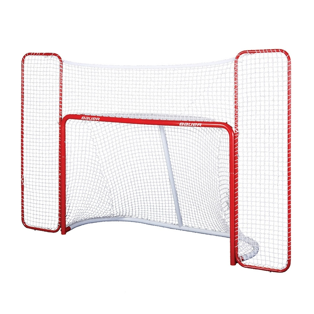 """Bauer Performance Hockeymål med Backstop 72"""""""