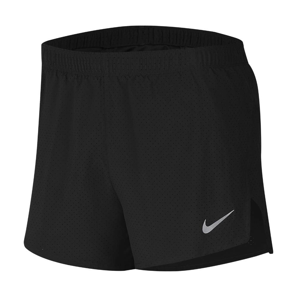 Nike Fast 4' Løpeshorts Herre Sort