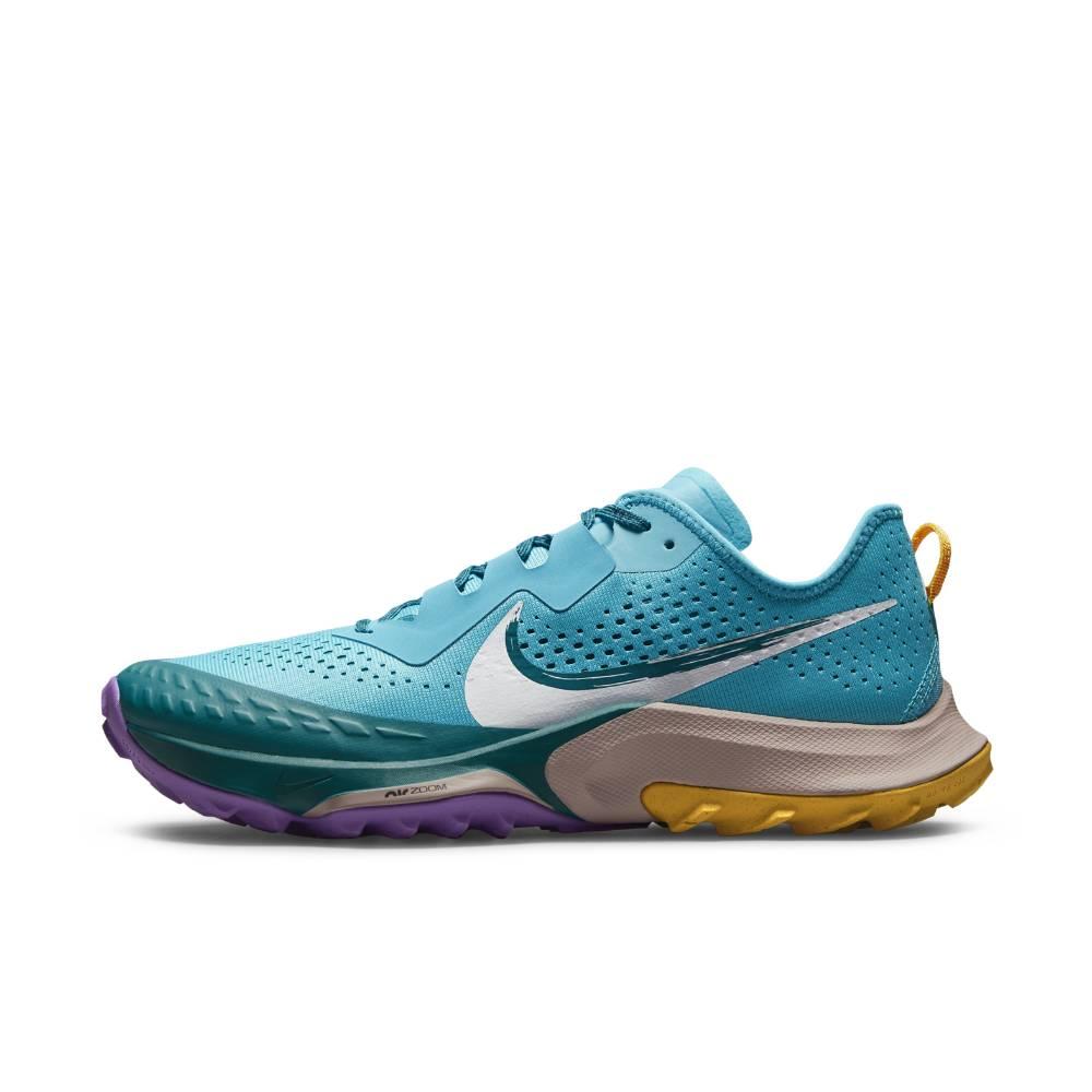 Nike Air Zoom Terra Kiger 7 Joggesko Herre Turkis