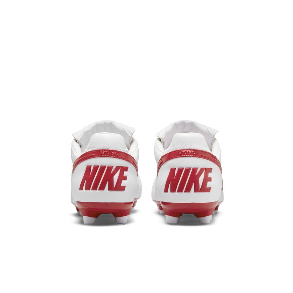 Nike Premier FG II Fotballsko Hvit/Rød