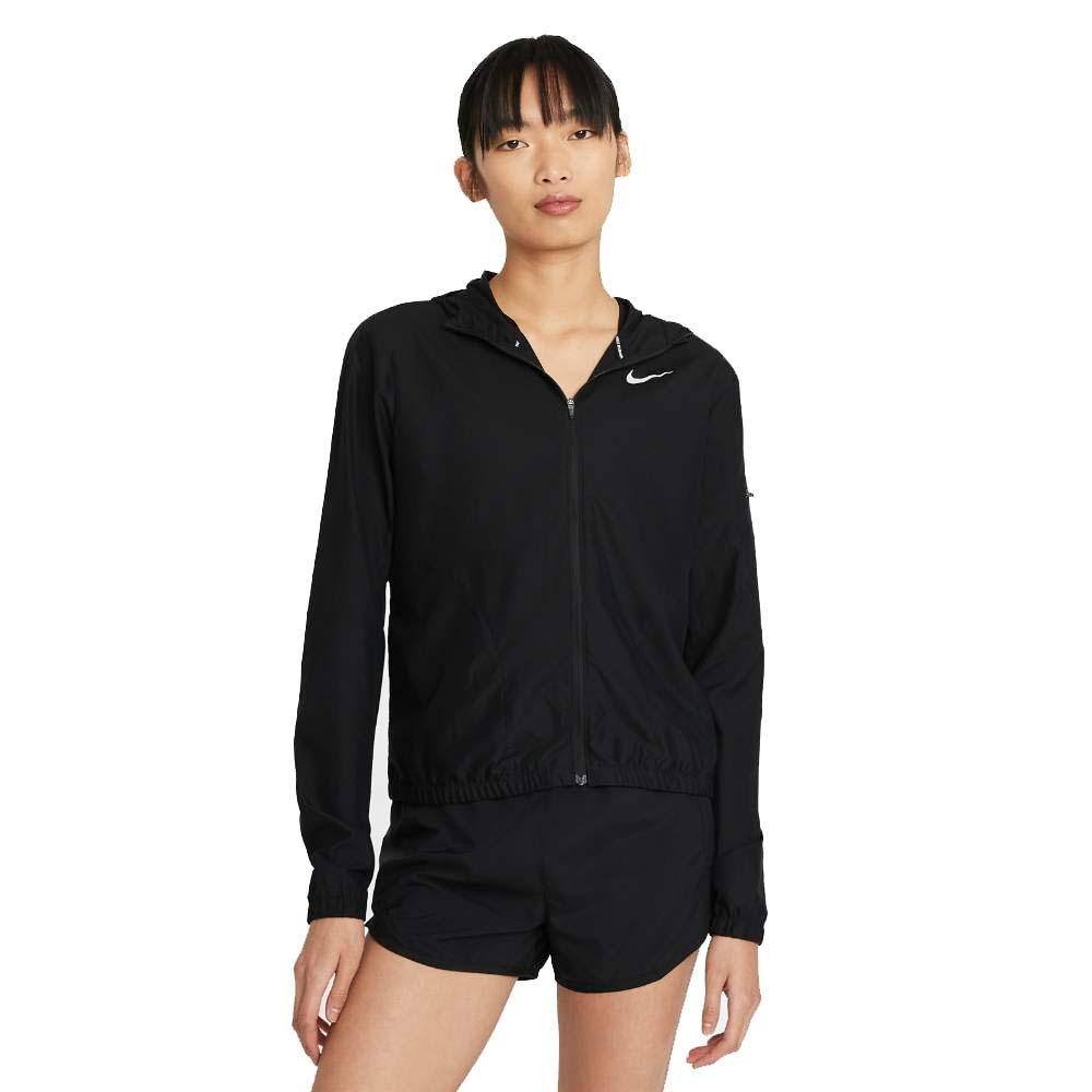 Nike Impossible Light HD Treningsjakke Dame Sort