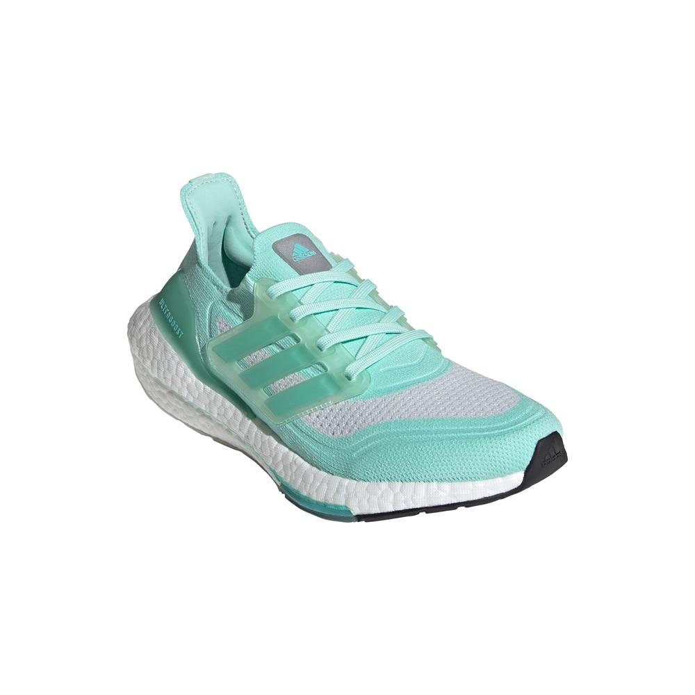 Adidas UltraBoost 21 Joggesko Dame Turkis