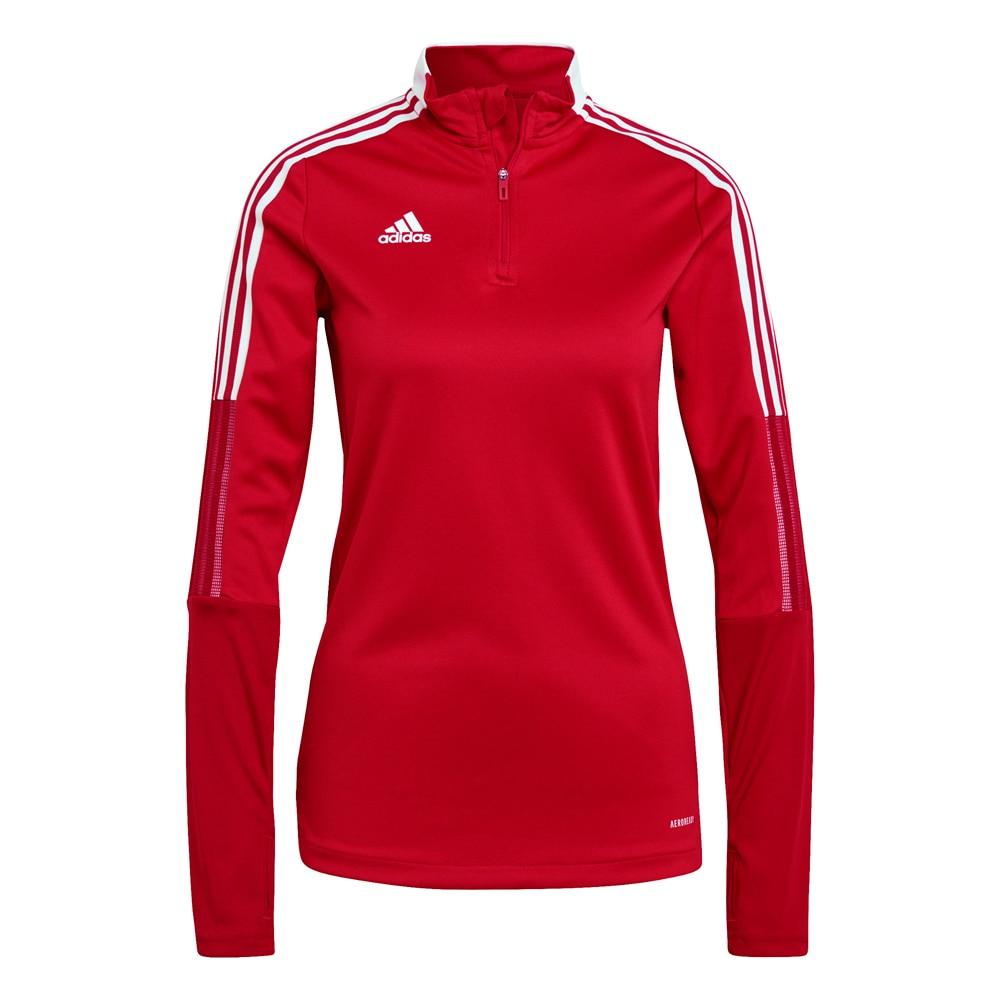 Adidas Tiro 21 Treningsgenser Dame Rød