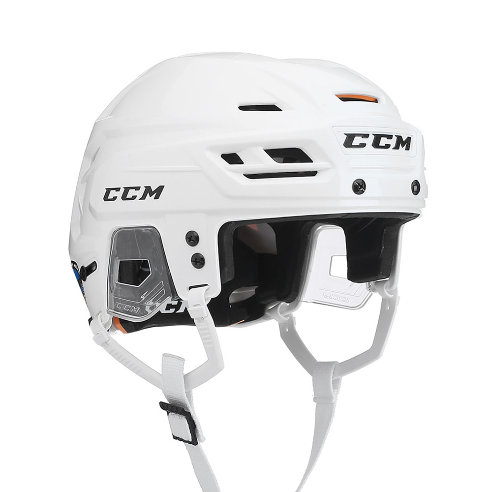 Ccm Tacks 710 Hockeyhjelm Hvit