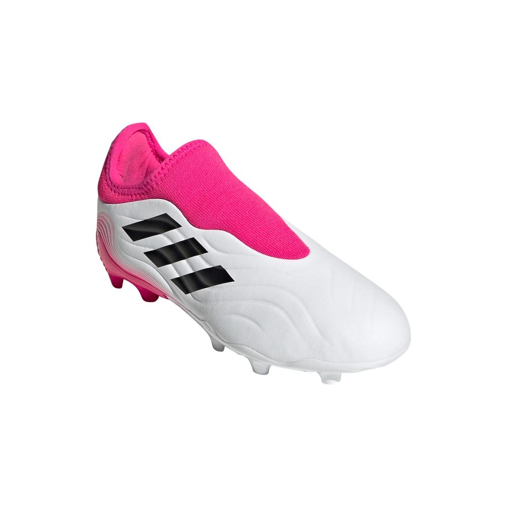 Adidas COPA .3 Laceless FG/AG Fotballsko Barn Superspectral Pack