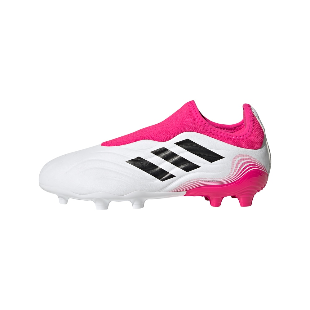 Adidas COPA .3 Laceless FG/AG Fotballsko Barn Superspectral Pack