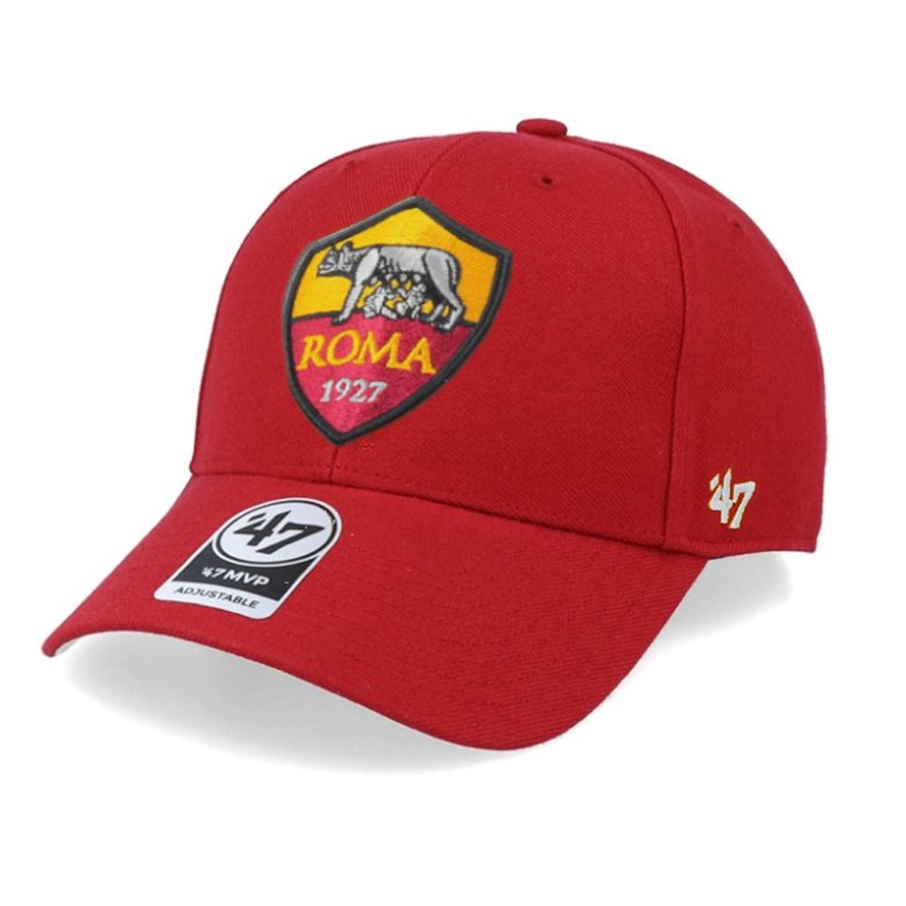 47 AS Roma Adjustable Caps Rød