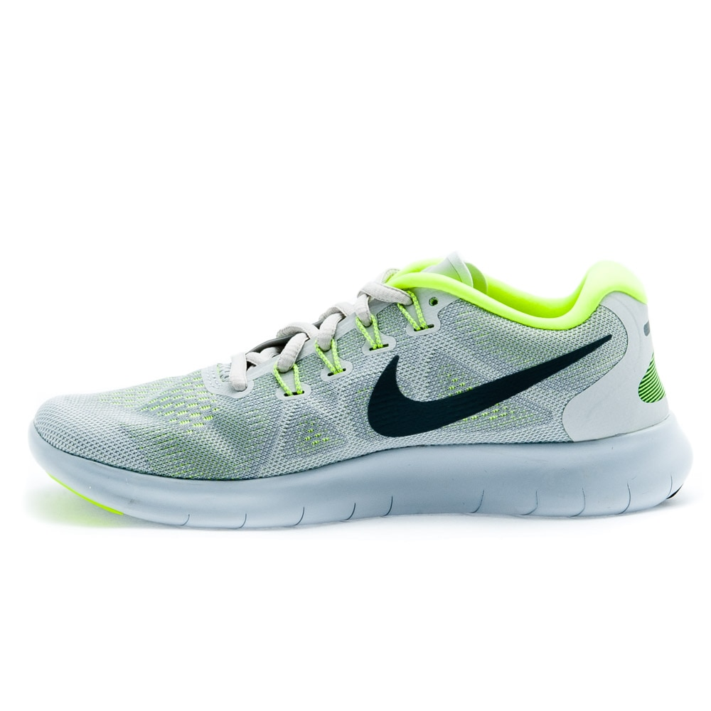 Nike Free Run 2 Joggesko Dame Wolf Grey