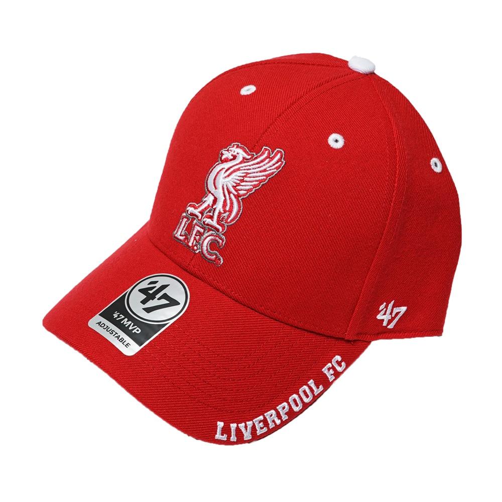 47 Liverpool FC Defrost MVP Caps Rød