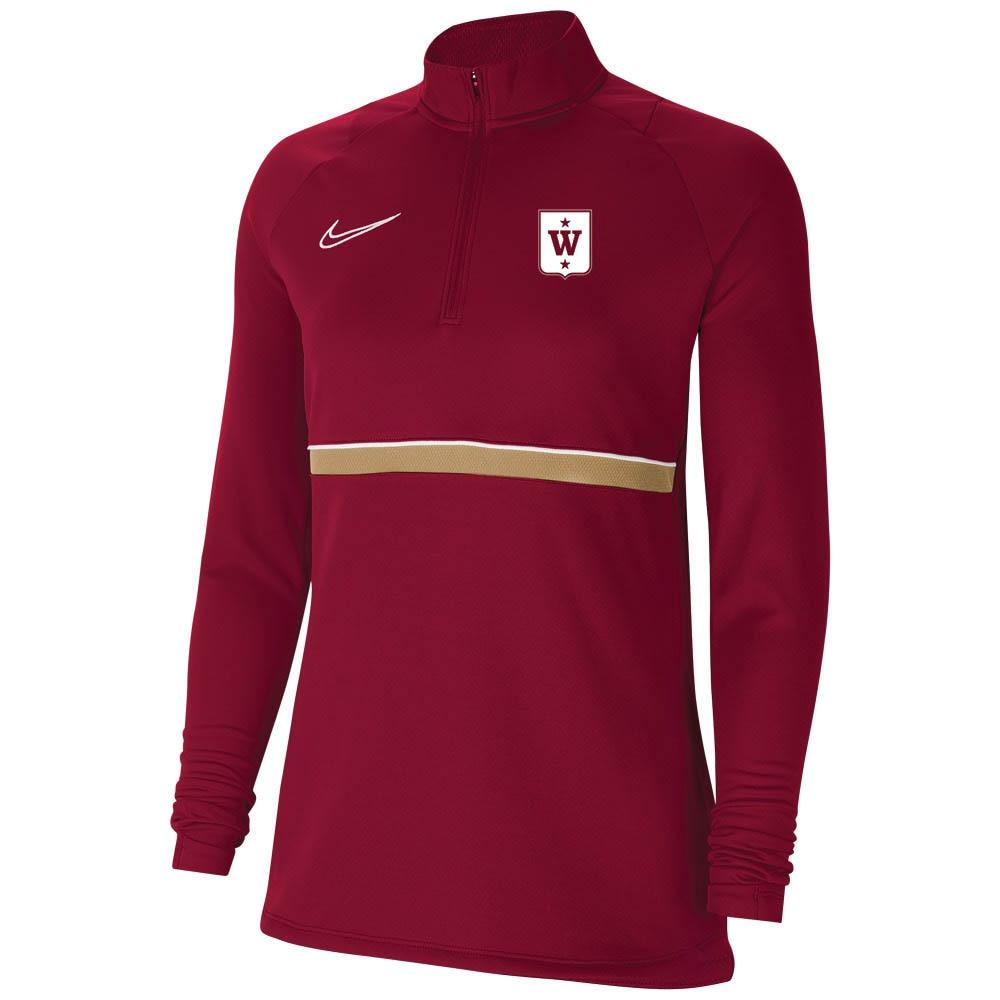 Nike WANG Toppidrett Treningsgenser Dame