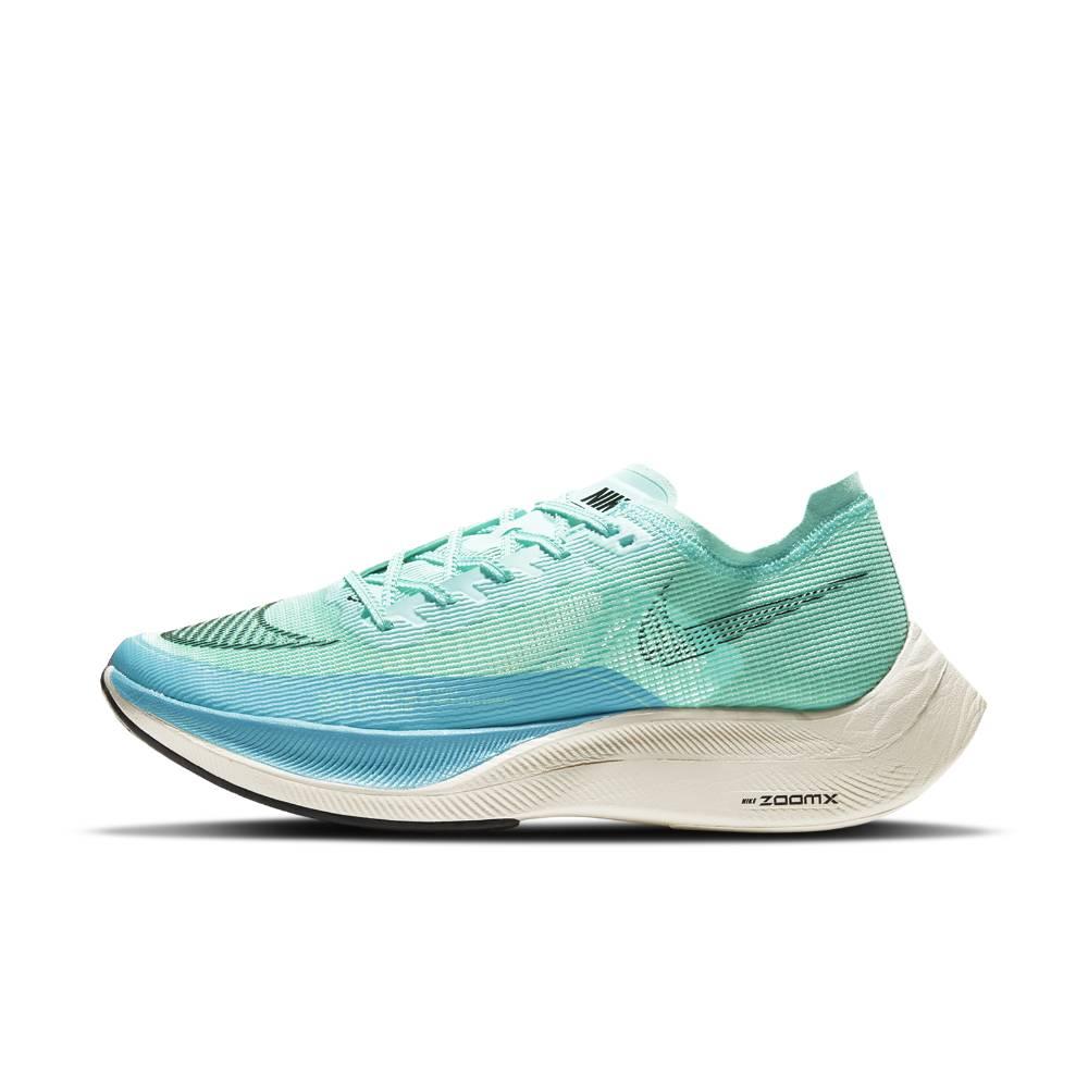 Nike ZoomX Vaporfly Next% 2 Joggesko Herre Turkis