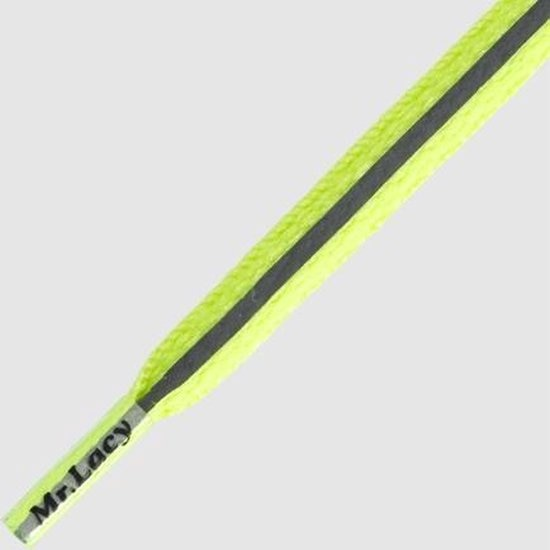 Mr.Lacy Skolisser Runnies Reflective Neon Lime