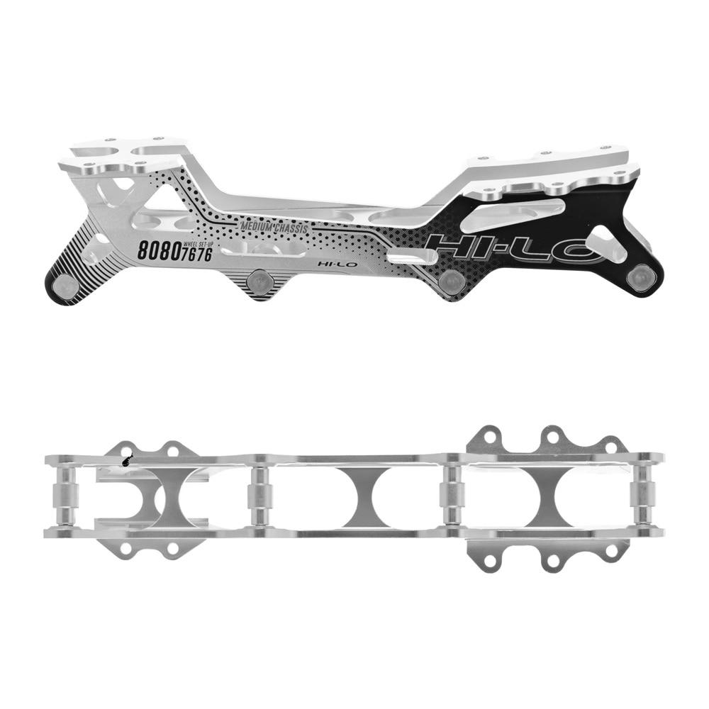 Bauer HI-LO Aluminum Chassis