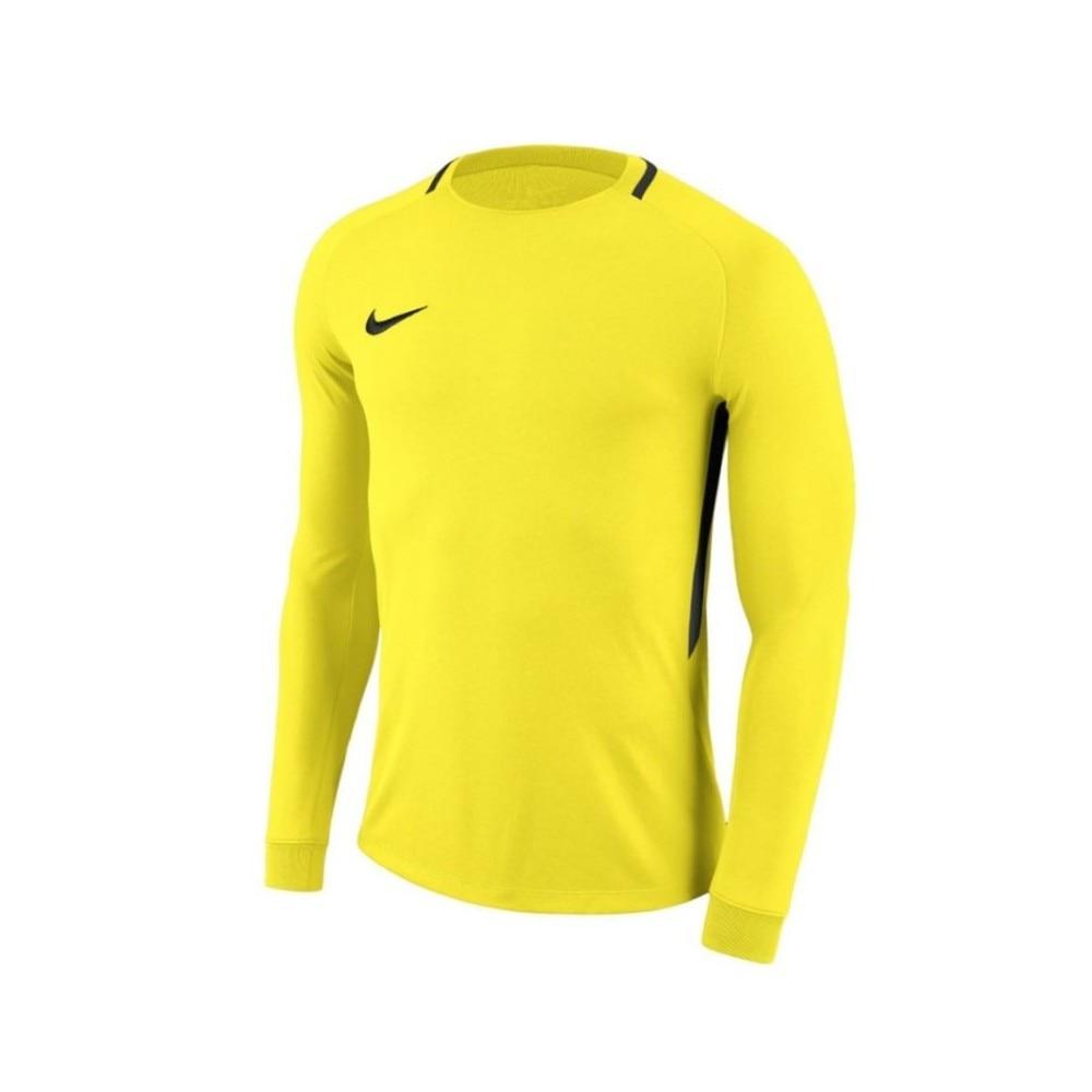 Nike Dry Park III Langermet Keeperdrakt Gul
