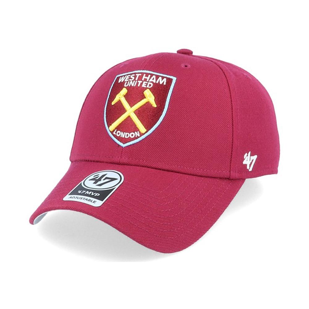 47 West Ham MVP Caps Burgunder