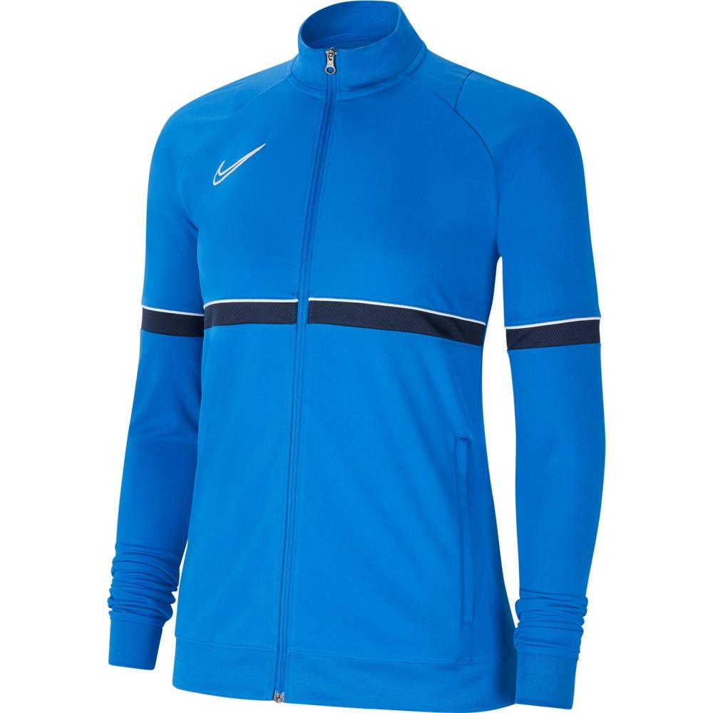 Nike Academy 21 Treningsjakke Dame Blå