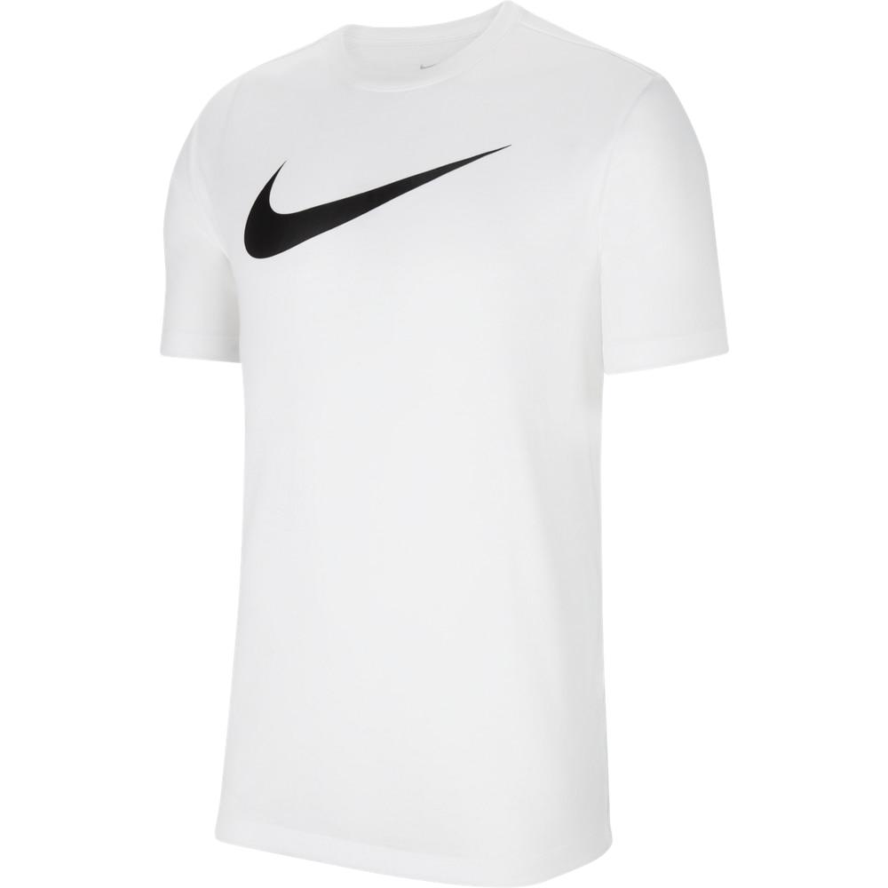 Nike Klubb Park 20 Swoosh Fritidstrøye Hvit