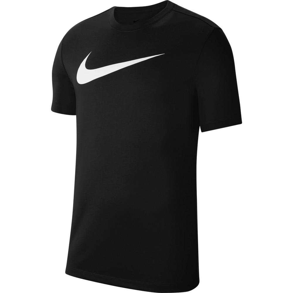 Nike Klubb Park 20 Swoosh Fritidstrøye Sort